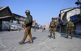 Kashmir hit by general strike called by separatists