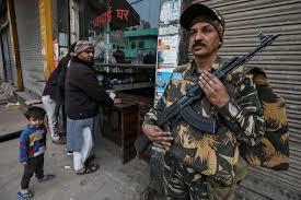 Police arrest over 500 for Delhi sectarian violence