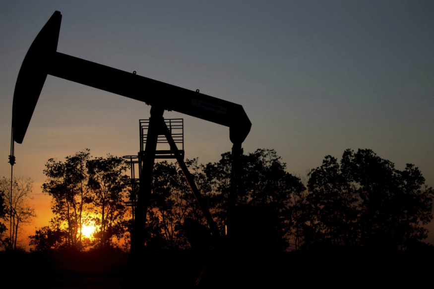 Oil prices recover ground after market turmoil fuels price plunge