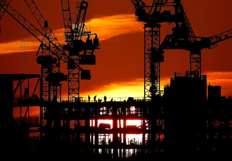 UK construction activity falls in March at fastest rate since 2009