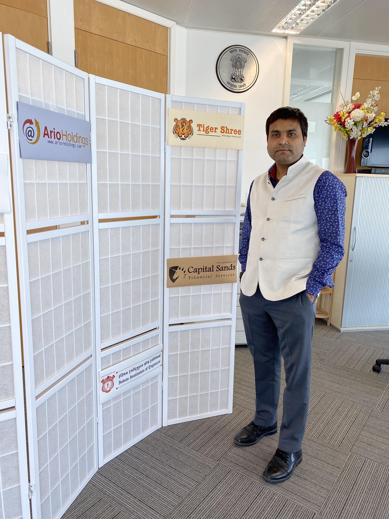 Arun Kumar Saini