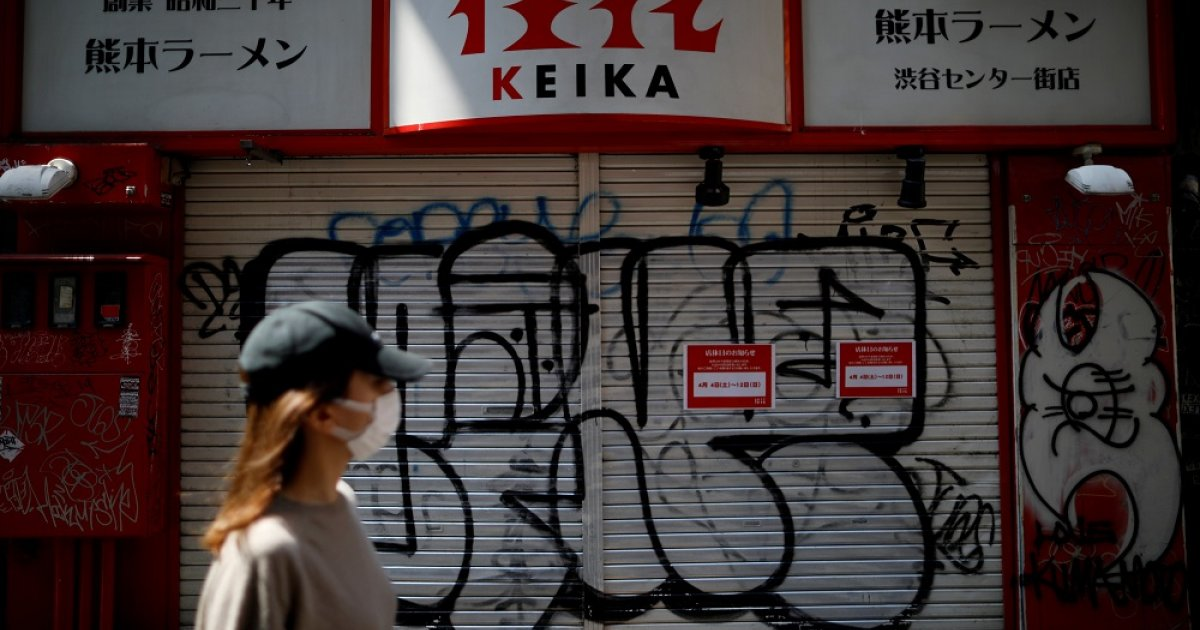 Japan slips into recession, worst yet to come as pandemic wreaks havoc