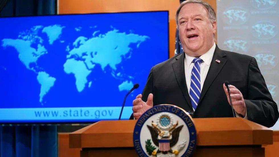U.S. rebukes China for border 'aggression' with India