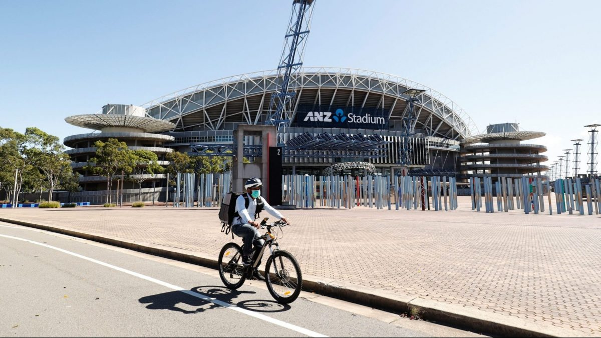 Australia's most populous state eases virus restrictions on sport