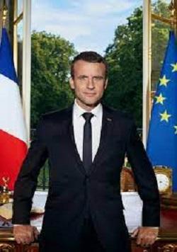 Emmanuel Macron orders COVID-19 lockdown across all of France, closes schools